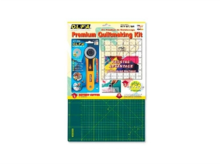 "Imagem de KIT001299 ... Kit de Quilting ""OLFA"""