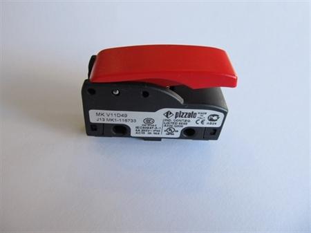 Imagem de PMC111316-MS ... Interruptor Micro Switch para Ferros de Engomar
