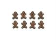 Imagem de BPF008166 ... Saqueta com Botões - 'Boneco Iced Cookies'