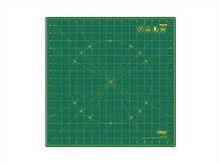 "Imagem de BSC001086 ... Base de Corte Rotativa ""OLFA"" (30x30cm)"