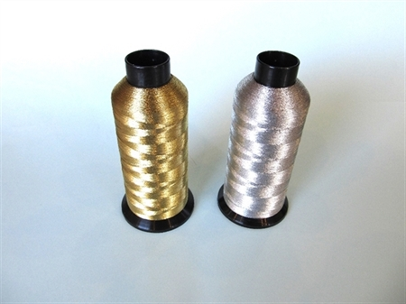 Imagem de LIN001500-MT ... Cone de Linha Metalizada nº.120 (Lurex)