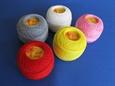 """Imagem de LINPALM050-CO ... Fio de Crochet """"Palmeira - Lisos"""" - 50 Gramas"""