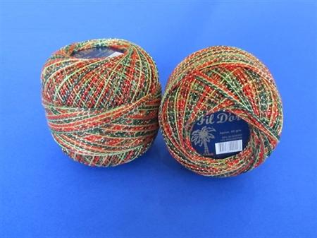 """Imagem de LINPALM050-FDO ... Fio de Crochet """"Palmeira - Fil D'or Ouro"""" - 50 Gramas"""