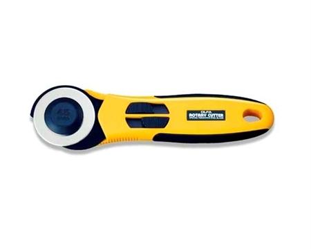 """Imagem de UTS001085 ... Cutter Rotativo Ergonomico """"OLFA"""" - 45mm"""