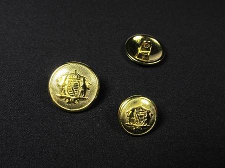Imagem de BZM014550-DO ... Botão de Metal Dourado