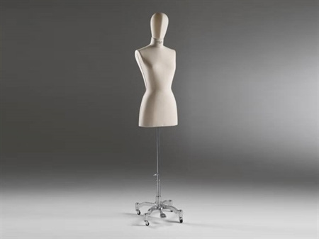 """Imagem de MKT101101-01 ... Manequim de Senhora """"Tailor N. Y."""""""
