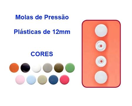Imagem de MOL009707 ... Molas de Pressão em Plástico de 12mm (para Alicate UTS009685)