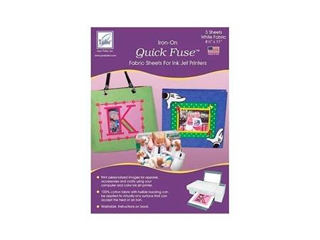 """Imagem de PAP001135 ... Folhas de Algodão para Impressora """"Quick Fuse"""""""