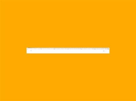 Imagem de REG000174-C ... Régua de Plástico com 30cm
