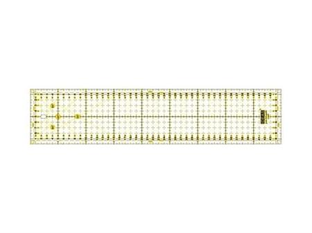 Imagem de REG003851 ... Régua Rectangular para Patchwork (10x45cm)