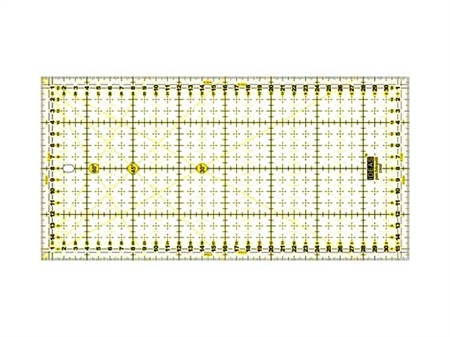 Imagem de REG003854 ... Régua Rectangular para Patchwork (15x30cm)