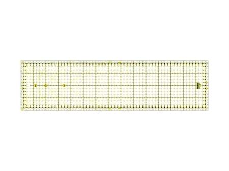 Imagem de REG003855 ... Régua Rectangular para Patchwork (15x60cm)