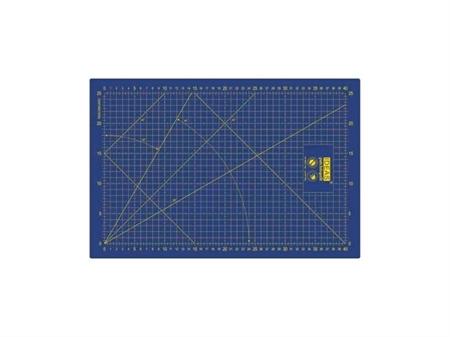 """Imagem de BSC000545 ... Base de Corte """"IDEAS"""" Cor Azul (45x30cm)"""