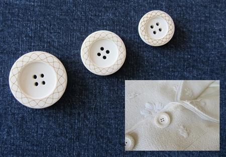 Imagem de BPL012618 ... Botão de Polyester Gravado a Laser