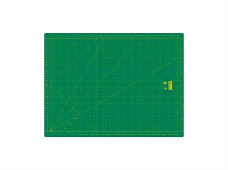 """Imagem de BSC000546-A ... Base de Corte """"IDEAS"""" Cor Verde (60x45cm)"""