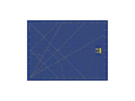 """Imagem de BSC000546 ... Base de Corte """"IDEAS"""" Cor Azul (60x45cm)"""