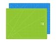 "Imagem de BSC000546-B ... Base de Corte ""IDEAS"" Bicolor - Verde+Azul (60x45cm)"