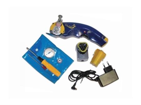 "Imagem de TSR800008-H ... Máquina de Corte Lâmina Circular e com Bateria ""MARSEW"""