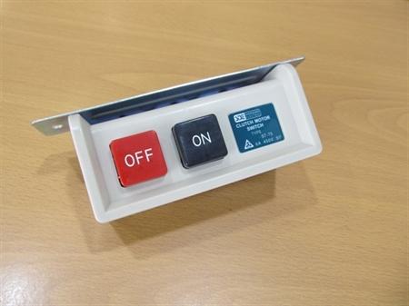 Imagem de PMC200075 ... Interruptor Trifásico para Máquinas de Costura Industriais