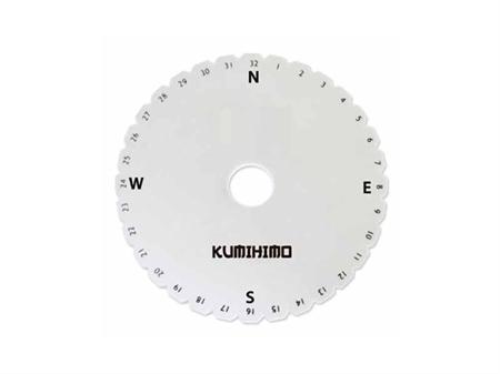"Imagem de UTS009644 ... Disco Japonês ""Kumihimo"" - 15cm"
