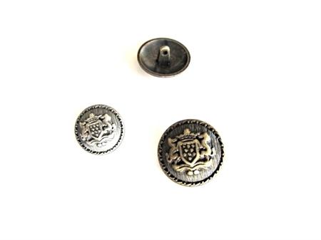 Imagem de BZM743015 ... Botão em Metal com Pé