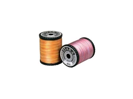 Imagem de LINDXTM00 ... Carinhos de Linhas de Seda Matizados para Bordar ou Costurar