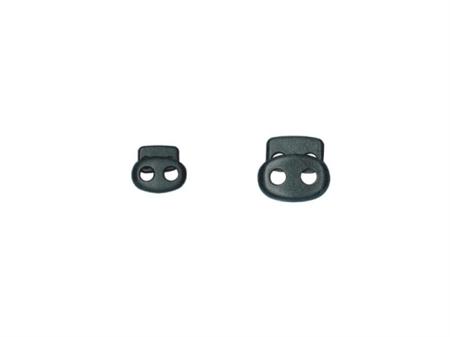 Imagem de TRV140116 ... Travão de Plástico com 2 Furos