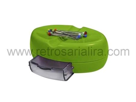 Imagem de ALF000277-A ... Base Magnética com Gaveta para Alfinetes, Agulhas ou Clips