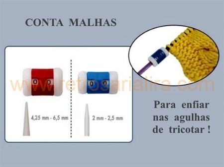 Imagem de UTS857014 ... Conta Malhas (2 Tamanhos)