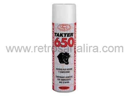 """Imagem de COL000232 ... Cola Temporária para Bordados """"TAKTER 650"""""""
