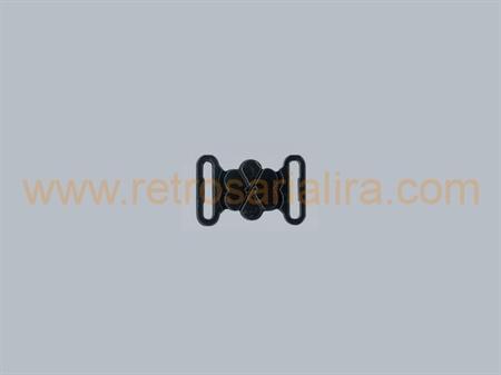 Imagem de FXP581304-015 - Fecho em Plástico para Sutiã (15mm)