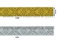 Imagem de FTG655317-020 ... Fita Galão Metalizada (20mm)