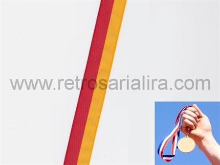 Imagem de FTD891501 ... Fitas para Medalhas ou Diplomas