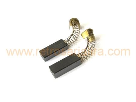 "Imagem de PMC003996 ... Escovas para Motor Semi-Industrial ""OCEL MORETTI"""
