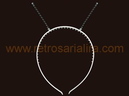 Imagem de ACH955004 ... Bandelete em Plástico com Antenas