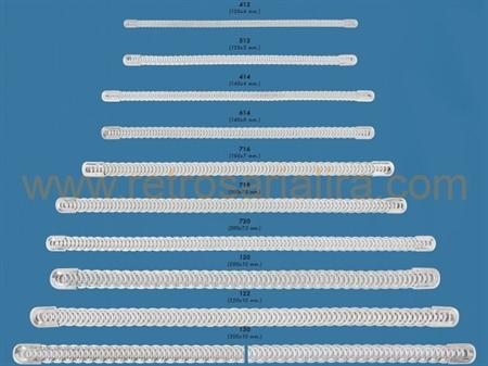 Imagem de AVI581332 ... Varetas para Corpetes em Metal (Balena de Metal)