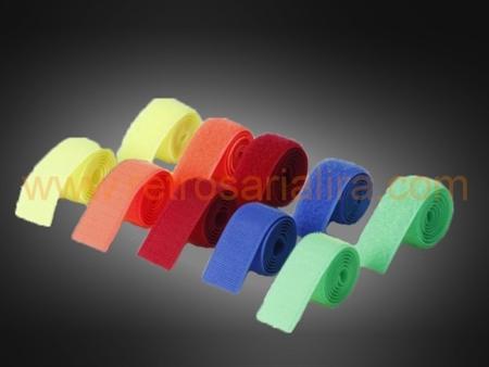 Imagem de FMC00016C-020-COR ... Fita Velcro para Coser (CORES)