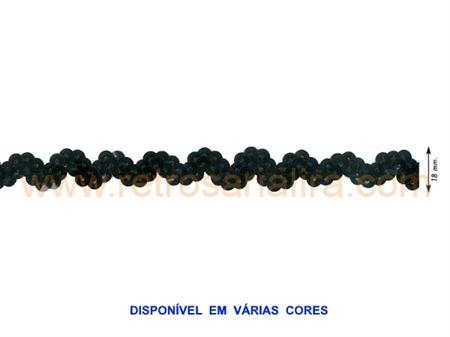 Imagem de ESP724013 ... Ondulina em Lantejoulas (18mm)