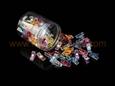 Imagem de MLS012196 ... Molas para Tecidos (Pequenas)